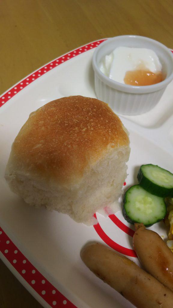 日本一適当なパン教室・もっちりちぎりパン