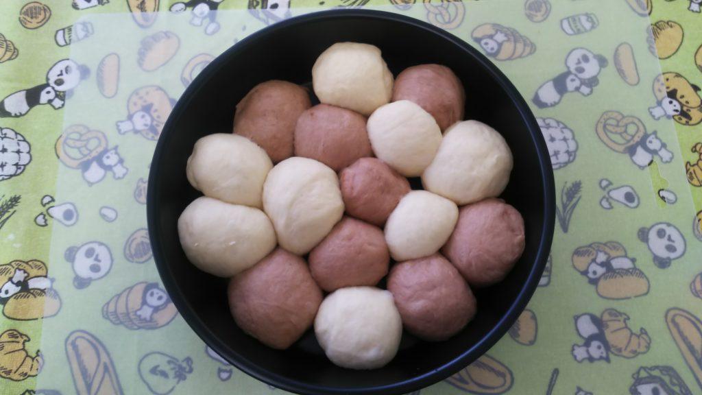 日本一適当なパン教室・オセロパン