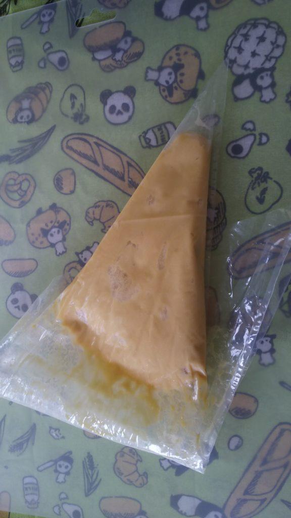 日本一適当なパン教室・ジャンボメロンパン・クッキー生地