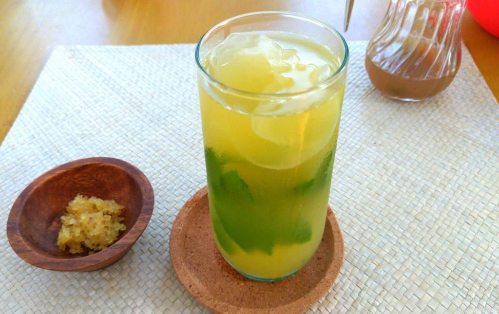 「薬膳朝食」夏向けのお茶アレンジ!簡単で時短レシピと効能も!