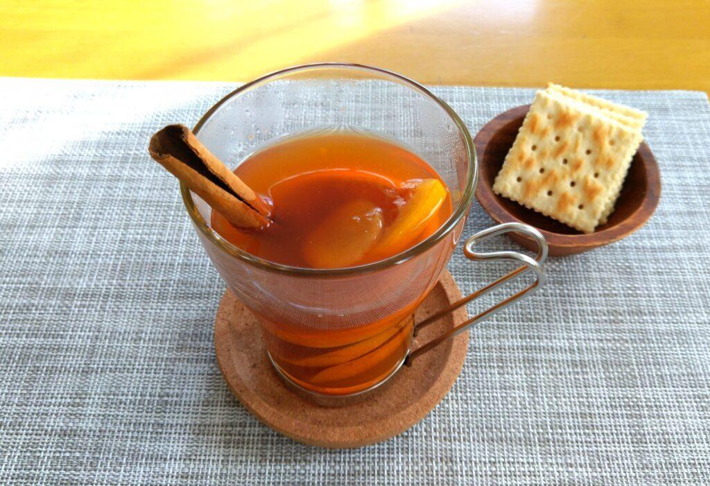プーアール茶で簡単・ヘルシー!おしゃれな飲み物レシピ