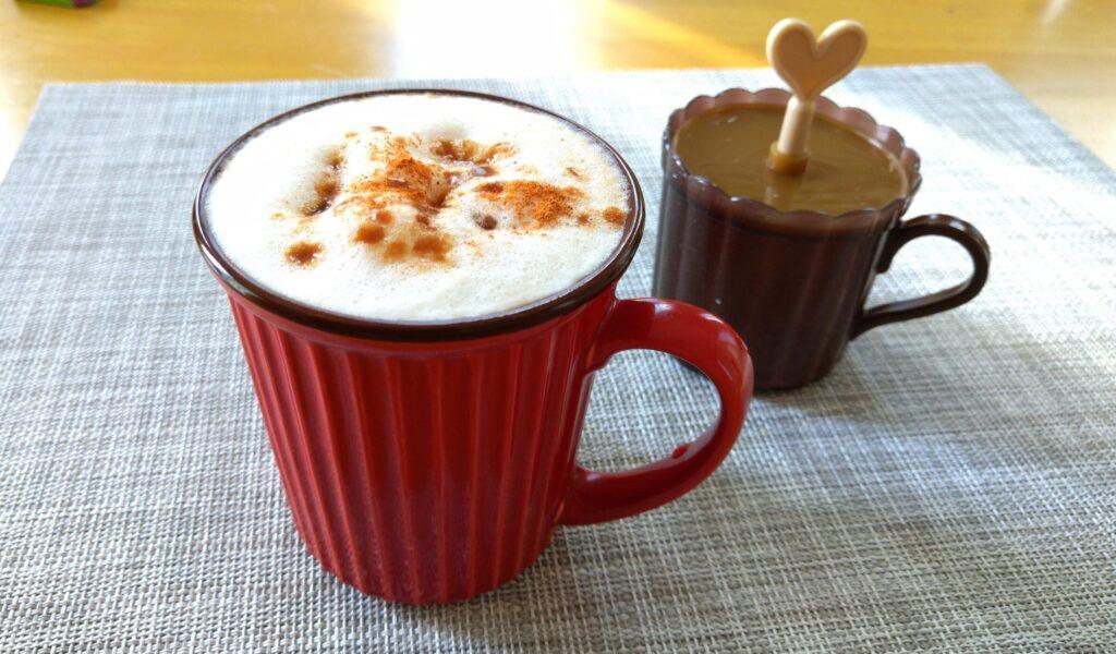 【おうちカフェ】超お手軽!フォームドミルクの作り方